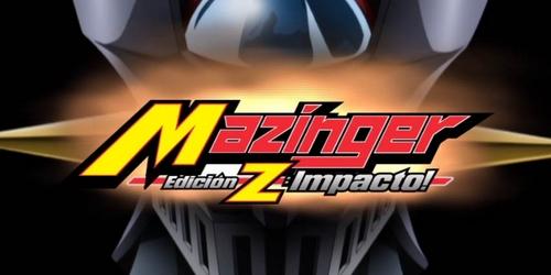 mazinger z edicin impact