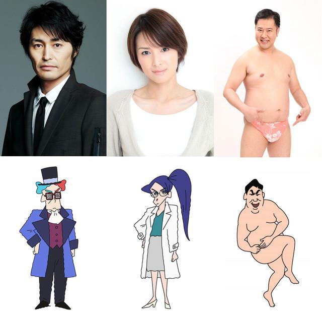 Crayon-Shin-chan-artistas-invitados