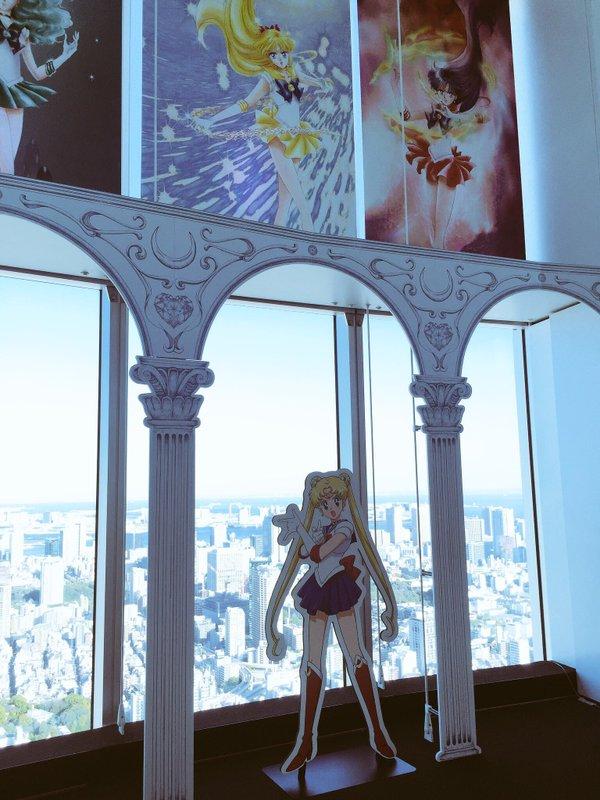 Sailor-Moon-Exhibit-8-animees