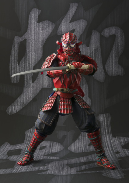 Spiderman-feudal-japan-5-animees