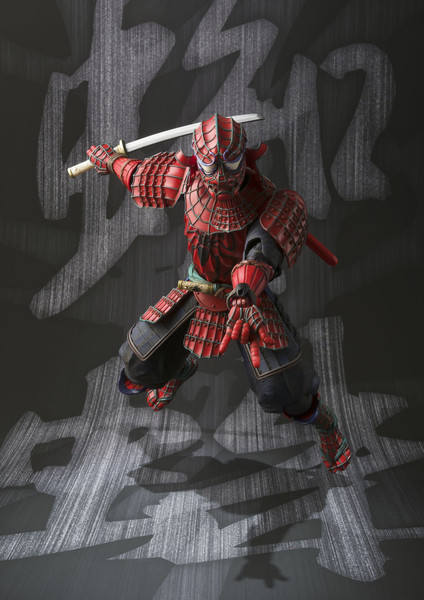 Spiderman-feudal-japan-6-animees